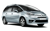 Car rental Citroen C4 Grand Picasso