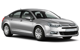 Car rental Citroen C5