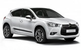 Car rental Citroen DS4