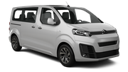 Car rental Citroen  Spacetourer