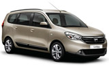 Car rental Dacia Lodgy