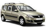 Car rental Dacia Logan MCV