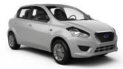 Car rental Datsun Go