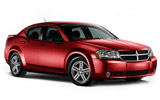 Car rental Dodge Avenger