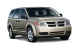 Car rental Dodge Caravan