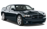 Car rental Dodge Charger