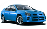 Car rental Dodge Neon