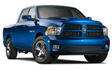 Car rental Dodge Ram Pickup