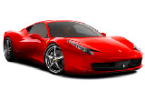 Car rental Ferrari 458 Italia