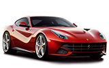 Car rental Ferrari F12 Berlinetta