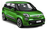 Car rental Fiat 500 Pop