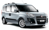 Car rental Fiat Doblo