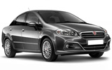 Car rental Fiat Linea Diesel