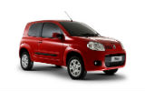 Car rental Fiat Novo Uno Way