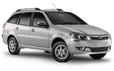 Car rental Fiat Palio Weekend