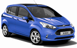 Car rental Ford B-Max