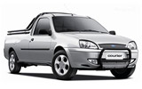 Car rental Ford Courier Double Cab