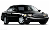 Car rental Ford Crown Victoria