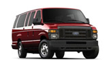 Car rental Ford E350