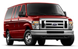 Car rental Ford Econoline
