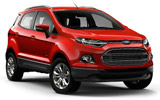 Car rental Ford Ecosport