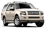 Car rental Ford Expedition EL
