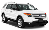 Car rental Ford Explorer