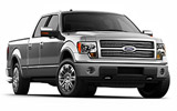 Car rental Ford F-150
