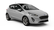 Car rental Ford Fiesta Sedan