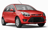 Car rental Ford Figo