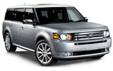 Car rental Ford Flex