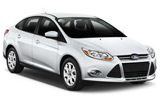 Car rental Ford Focus