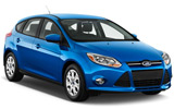 Car rental Ford Focus Diesel