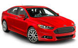 Car rental Ford Fusion