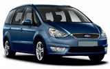 Car rental Ford Galaxy 7 Seater