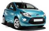 Car rental Ford  Ka