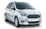 Car rental Ford Ka Sedan