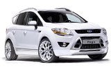 Car rental Ford Kuga