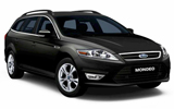 Car rental Ford Mondeo Estate