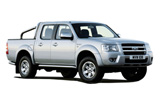 Car rental Ford Ranger Supercab