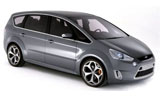 Car rental Ford S-Max 5+2 Seater