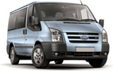 Car rental Ford Tourneo