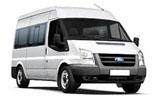 Car rental Ford Transit