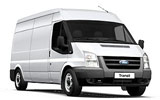 Car rental Ford Transit LWB High Roof