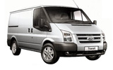 Car rental Ford Transit SWB Van