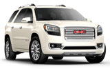 Car rental GMC Acadia
