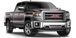 Car rental GMC Sierra