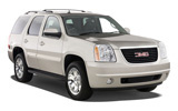 Car rental GMC Yukon
