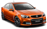 Car rental Holden Commodore