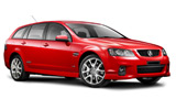Car rental Holden Commodore Estate